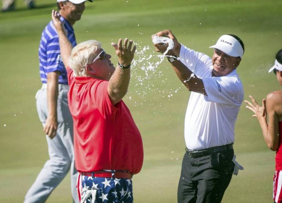 John Daly: Thirteen Year Gap Between Wins