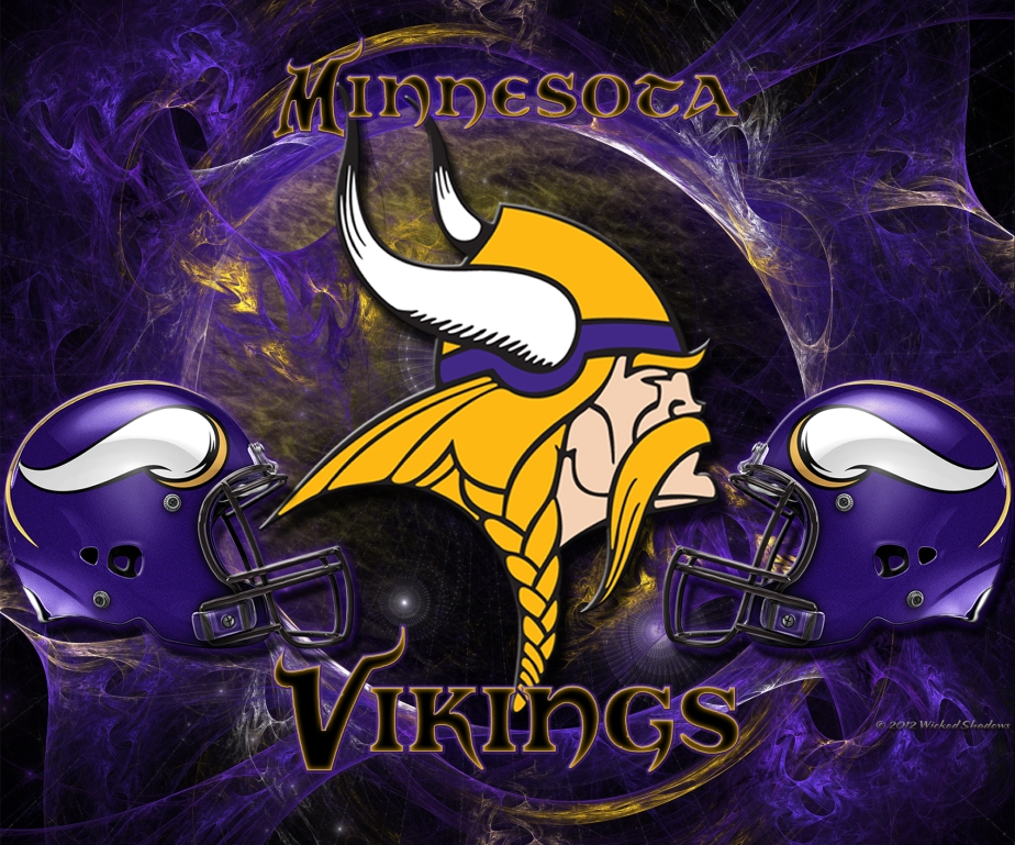 Minnesota Vikings Wicked Wallpaper Android