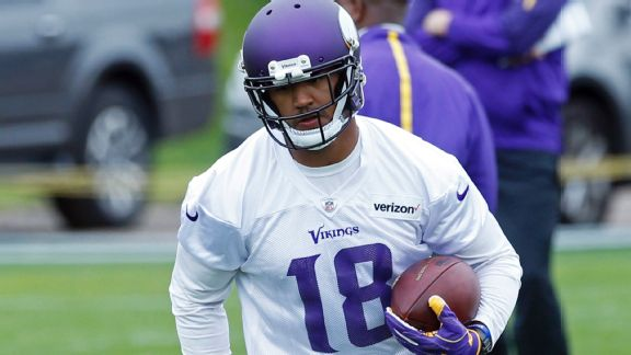 Vikings Michael Floyd: Asleep At The Wheel?