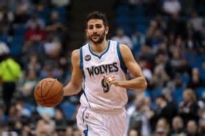 Rubio Traded To The Jazz For a No.1