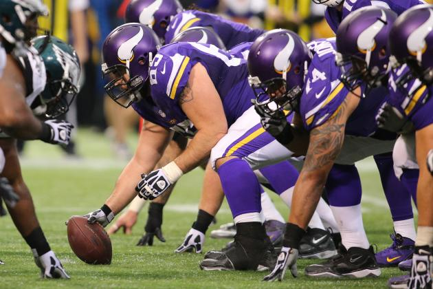 Minnesota Vikings: O-Line Trouble Continues, But Costs More.