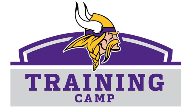 Minnesota Viking Training Camp Highlights