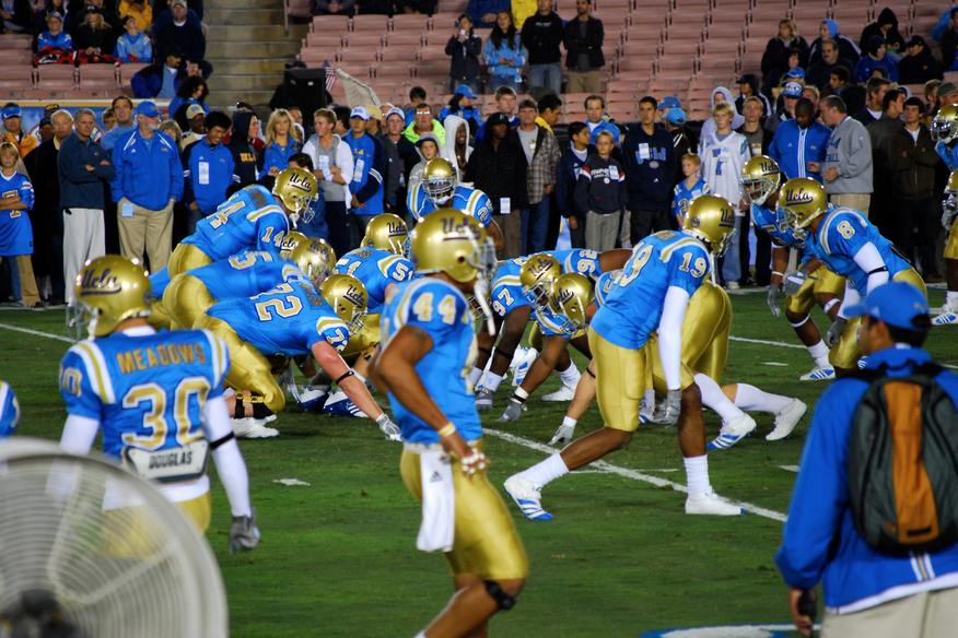 UCLA Bruins: 2nd Biggest Comeback of All Time