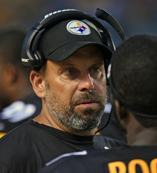 Todd Haley is an Offensive Coach