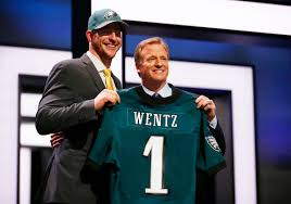 Carson Wentz: Flying Like An Eagle