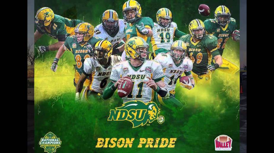 NDSU Bison Recapture Crown